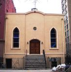 All Saints Ukrainian Orthodox Church, Manhattan. Photo 1