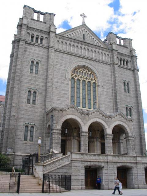 Basilica of Our Lady of Perpetual Help, Brooklyn. Image 1