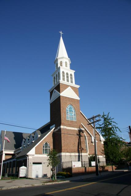 Brighton Heights Reformed Church in St. George, Staten Island. Image 1