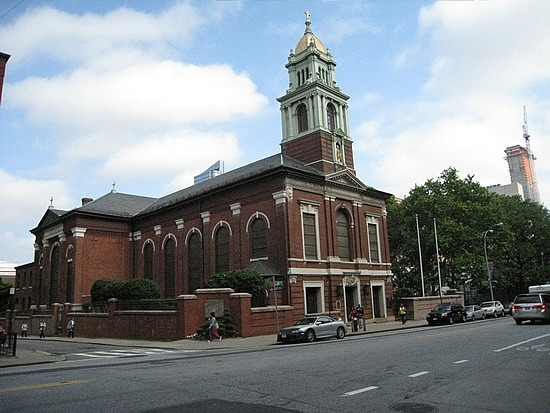 Cathedral Basilica of St. James, Brooklyn. Image 1