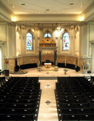 Cathedral Basilica of St. James, Brooklyn. Image 2