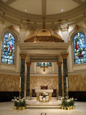Cathedral Basilica of St. James, Brooklyn. Image 3