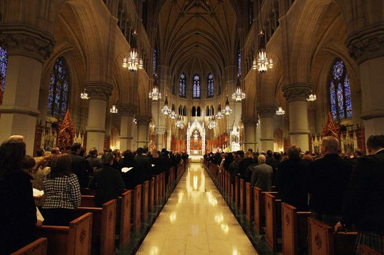 Cathedral Basilica of the Sacred Heart, Newark, NJ. Image 2