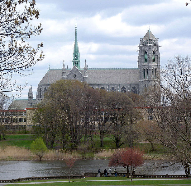 Cathedral Basilica of the Sacred Heart, Newark, NJ. Image 3