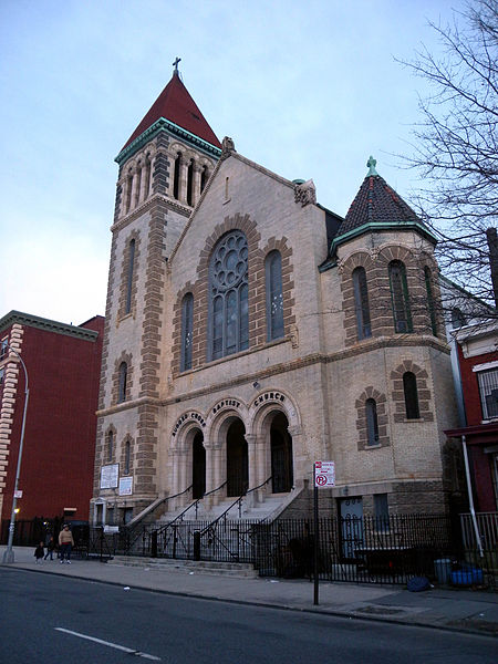 Christ Evangelical English Lutheran Church, Brooklyn. Photo 1