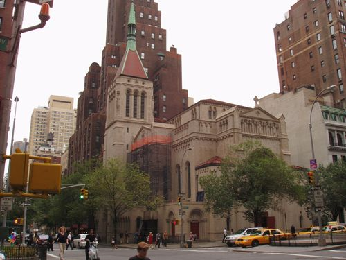 Church of Our Saviour, Manhattan. Image 1