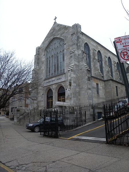 Church of the Sacred Heart, The Bronx. Image 1