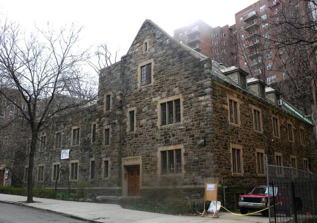 Evangelical Lutheran Church of St. Matthew, Manhattan. Photo 1