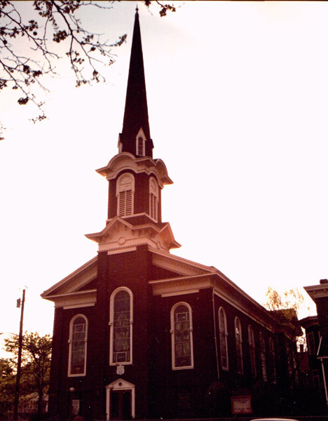 First Federated Church of Bayonne, NJ. Image 1