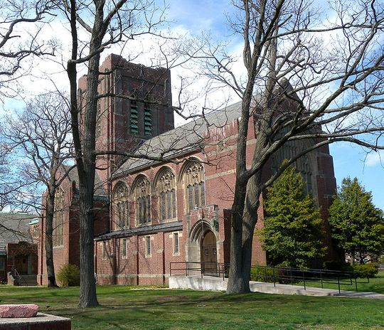 First Presbyterian Church of Far Rockaway, Queens. Image 1