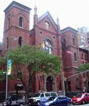 Holy Cross Church, Manhattan. Image 1