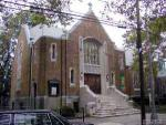 Holy Trinity Lutheran Church in Hollis, Queens. Image 1