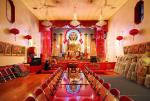 Mahayana Buddhist Temple in Manhattan. Image 2