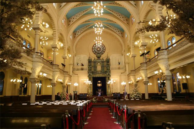 Park East Synagogue, Manhattan. Image 2