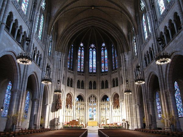Riverside Church, Manhattan. Image 2