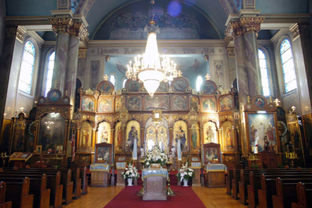 Russian Orthodox Cathedral of the Transfiguration, Brooklyn. Image 2