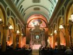 St. Ann's Church in Hoboken, NJ. Image 2
