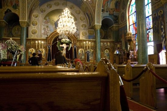 St. Demetrios Greek Orthodox Cathedral, Queens. Image 2