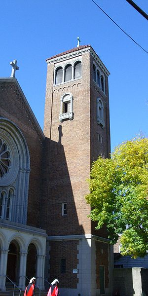 St. Dominic's Church, The Bronx. Photo 1
