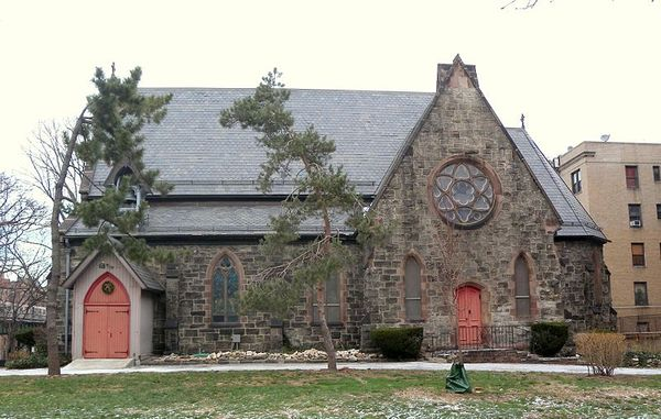 St. James Episcopal Church, The Bronx. Image 1
