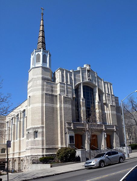 St. John's Roman Catholic Church, The Bronx. Image 1