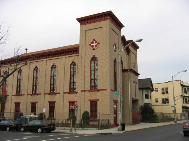 St. Mark Coptic Orthodox Church in Jersey City, NJ. Image 1