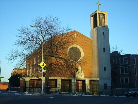 St. Martin of Tours Church, The Bronx. Photo 1