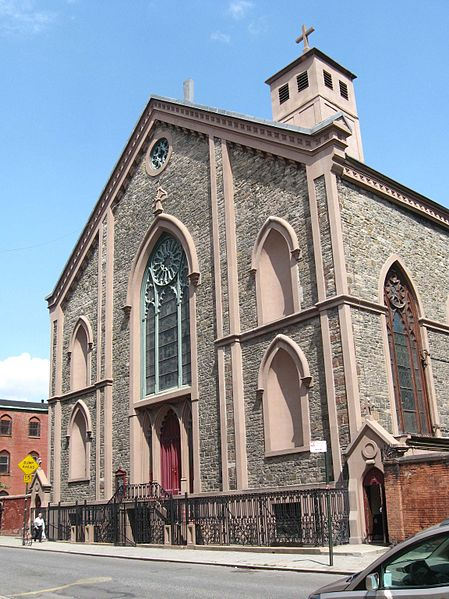 St. Patrick's Old Cathedral, Manhattan. Image 1