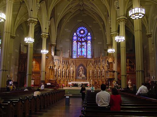 St. Patrick's Old Cathedral, Manhattan. Image 2