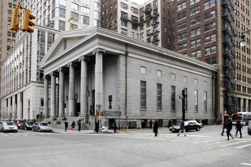 St. Peter's Roman Catholic Church, Manhattan. Image 1