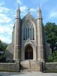 Trinity Lutheran Church in Astoria, Queens. Image 1